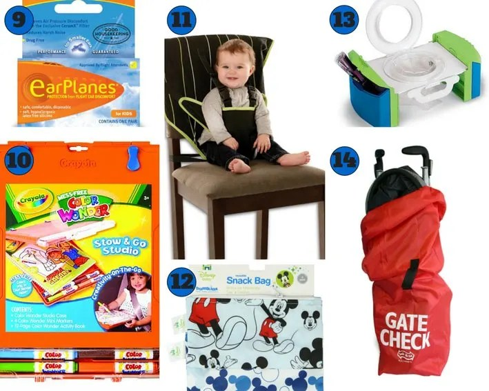 20 Under $20: 20 Useful Products for Travel with Kids