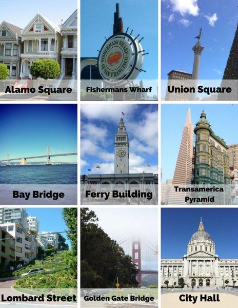 Destination San Francisco: Exploring Bay Area Landmarks with Your Kids