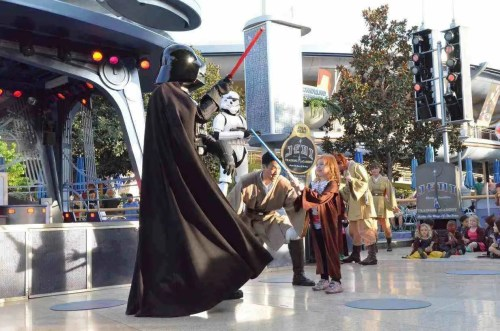 12 Cheap or Free Souvenirs at Disneyland: Jedi Training Academy Diploma