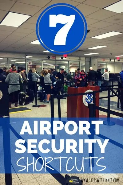 Airport Security with Kids: 7 Tips for Beating the TSA Lines