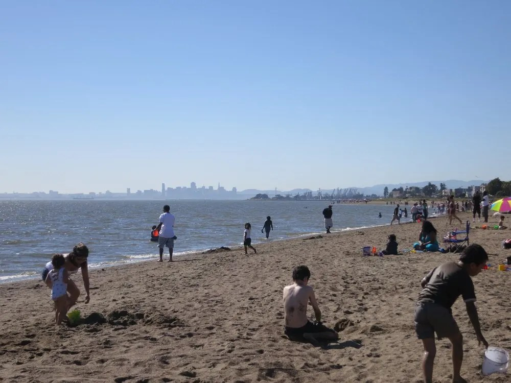 Alameda - Crown Beach
