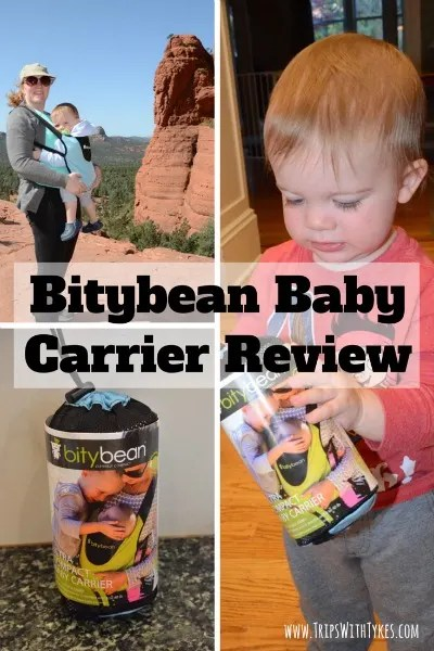 Bitybean Baby Carrier Review & Giveaway