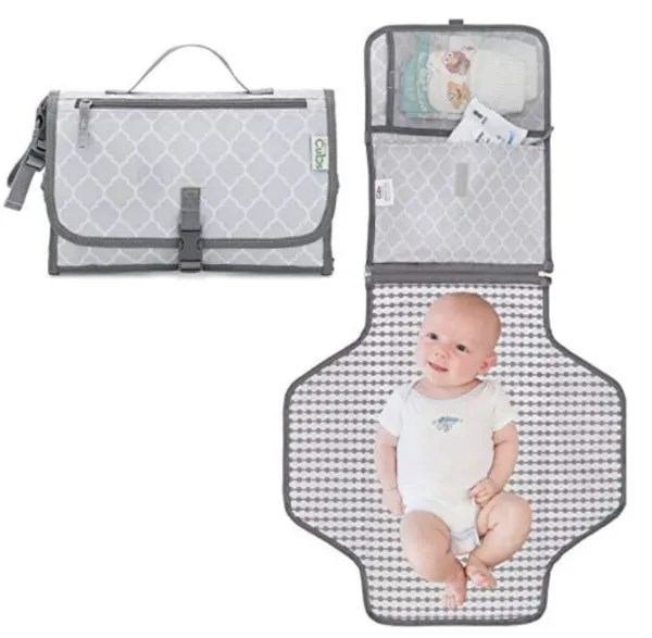 Cozy Cubs Portable Changing Pad