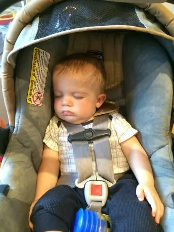 Do You Need a Car Seat for Disney World? - Trips With Tykes