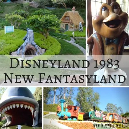 Disneyland in 1983 and the Transformation of Fantasyland: #60DaysTo60Years