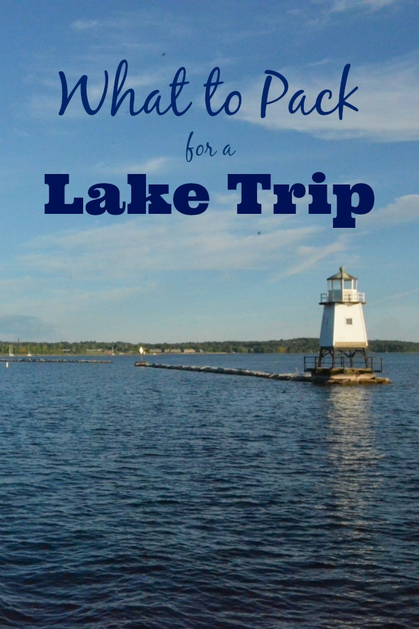 What To Pack For A Day At The Lake With Kids Trips With