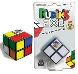 Tech free - Rubix 2x2