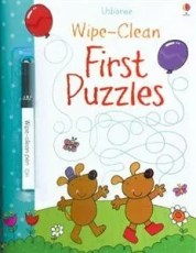 Tech free - Usborne Wipe Clean Book