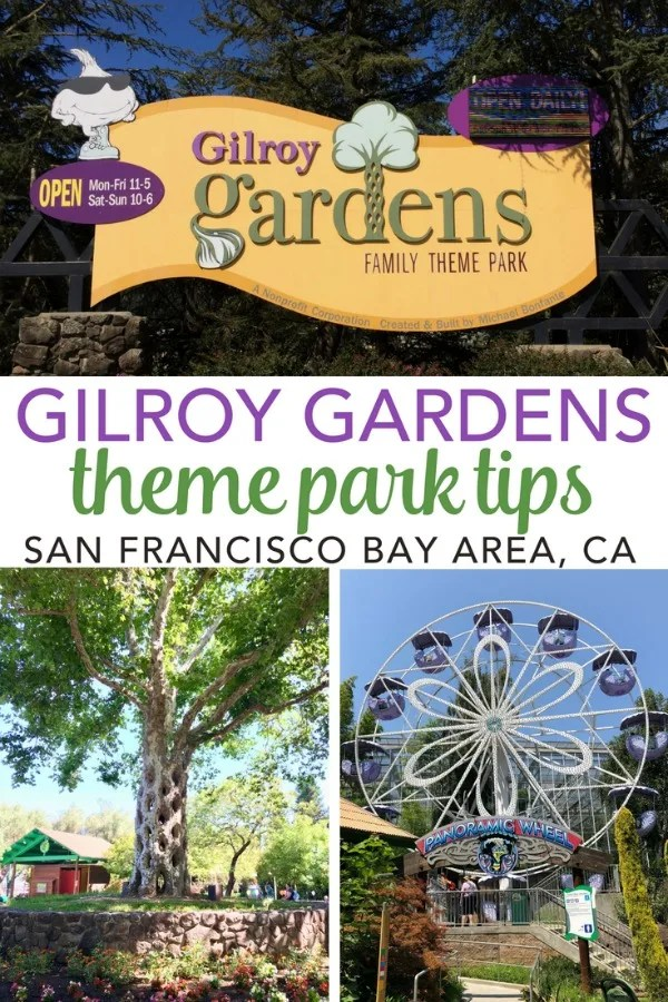 Tips, tricks, and a comprehensive review of Gilroy Gardens Family Theme Park in Gilroy, California. Find out why this amusement park is perfect for toddlers, preschoolers, and young kids. Located just outside the San Francisco Bay Area. #gilroygardens #gilroy #california #themepark #kidifornia