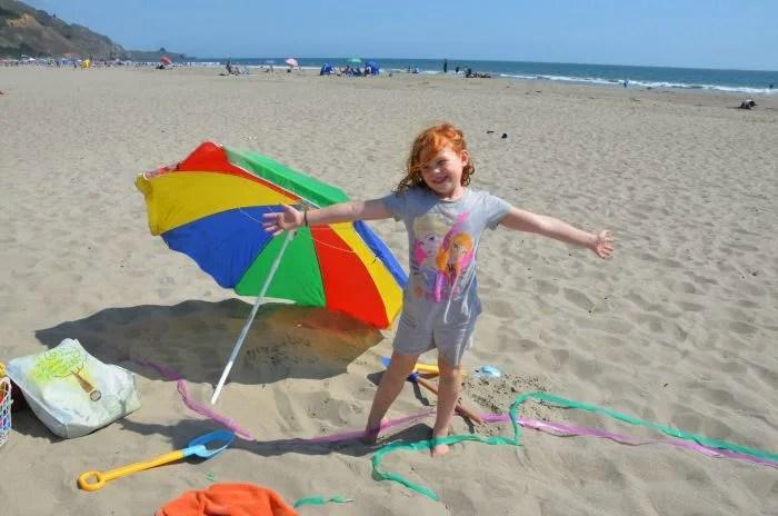 End of Summer Travel: Stinson Beach