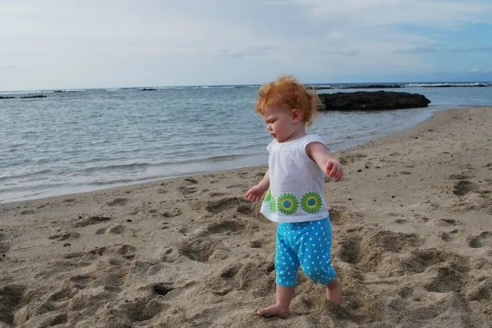 Benefits of World Travel with Toddlers - Hawaii