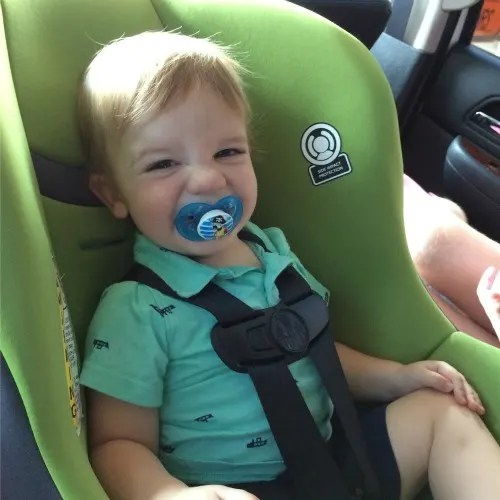 Cosco Scenera NEXT Review: Why You Need this Car Seat for Air Travel