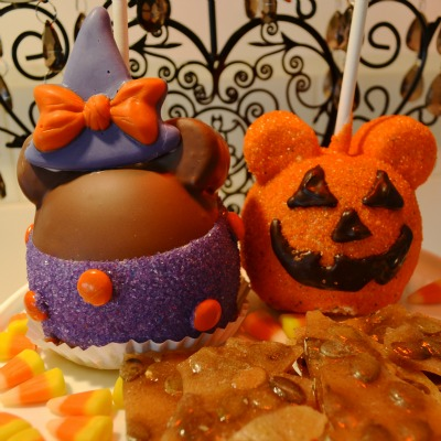 Halloween Time Disneyland Halloween Treats