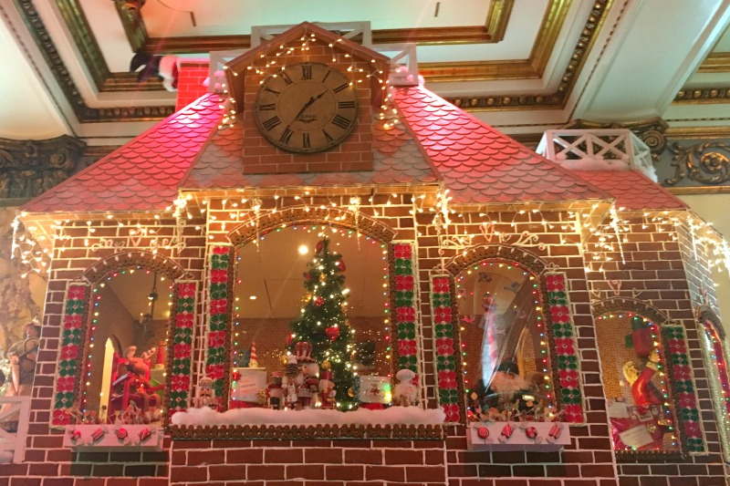 Christmas in San Francisco - Fairmont Gingerbread House