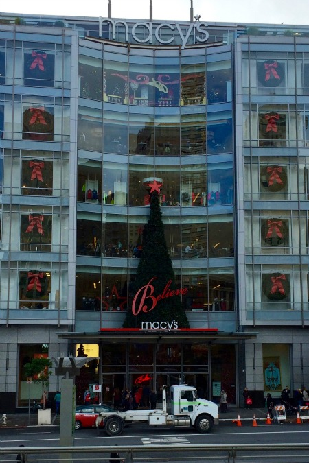 Christmas in San Francisco - Macys