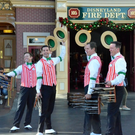 Complete Guide to Holidays at Disneyland - Dapper Dans