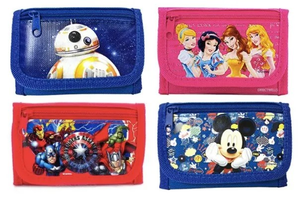 Disney Stocking Stuffers - Disney Wallets