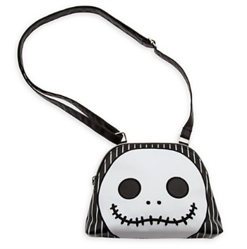 Disney Stocking Stuffers - Jack Skellington Cross Body Bag