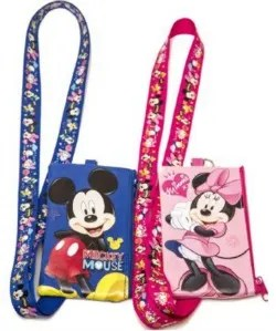 Disney Stocking Stuffers - Mickey Minnie Lanyards