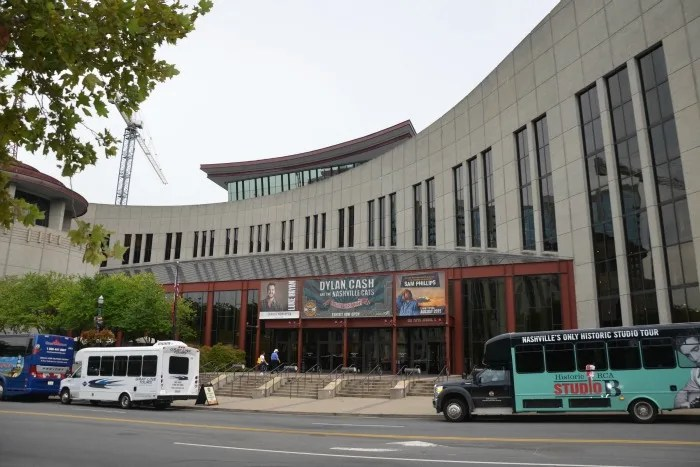 Nashville with Young Kids - Country Music Hall of Fame