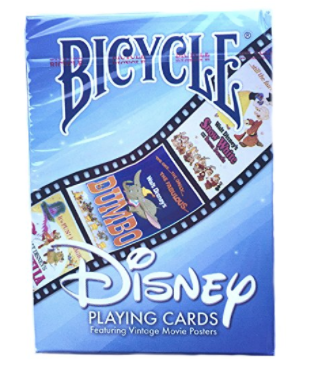 Disney Stocking Stuffers - Playing Cards