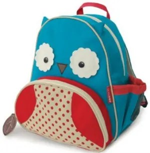 Stocking Stuffers for Traveling Kids - SkipHop Zoo Backpack