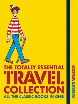 Stocking Stuffers for Traveling Kids - Wheres Waldo