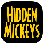 Top Disneyland Apps - Hidden Mickeys