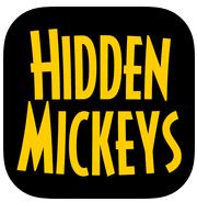 Top Disneyland Apps - Hidden Mickeys
