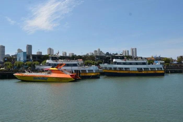 Fishermans Wharf San Francisco with Kids - Bay Cruise