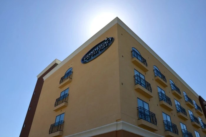 Grand Legacy at the Park Hotel Review: Staying Across the Street from Disneyland