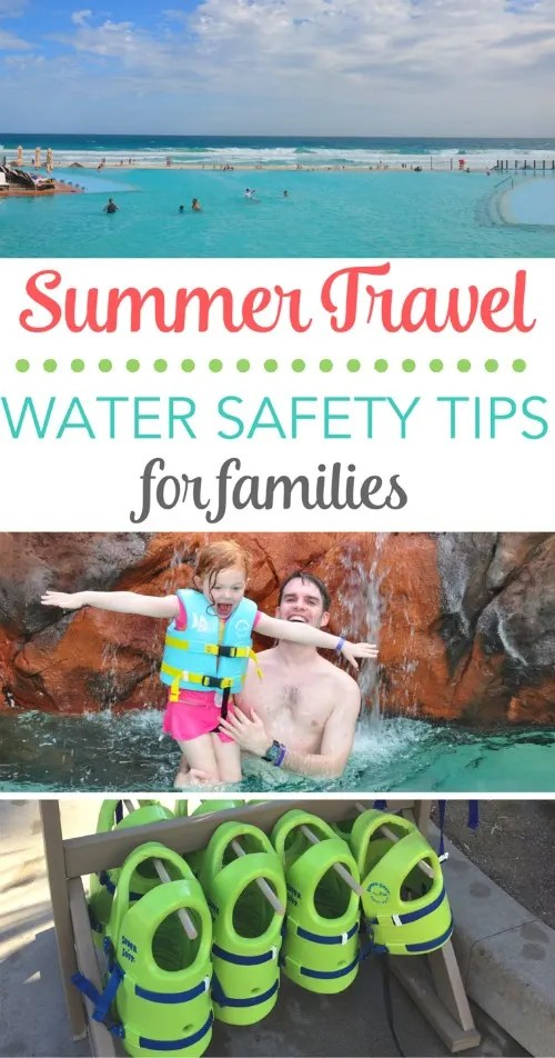 Planning to travel to the beach or pool this summer? Learn essential information for keeping kids safe around water with these important tips.