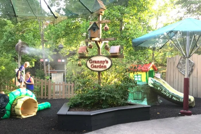 Dollywood with Kids - Toddler Play Area