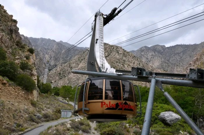 Palm Springs - Aerial Tramway