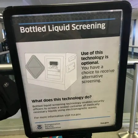 Doing Battle with the TSA Over My Toddler's Milk - Trips