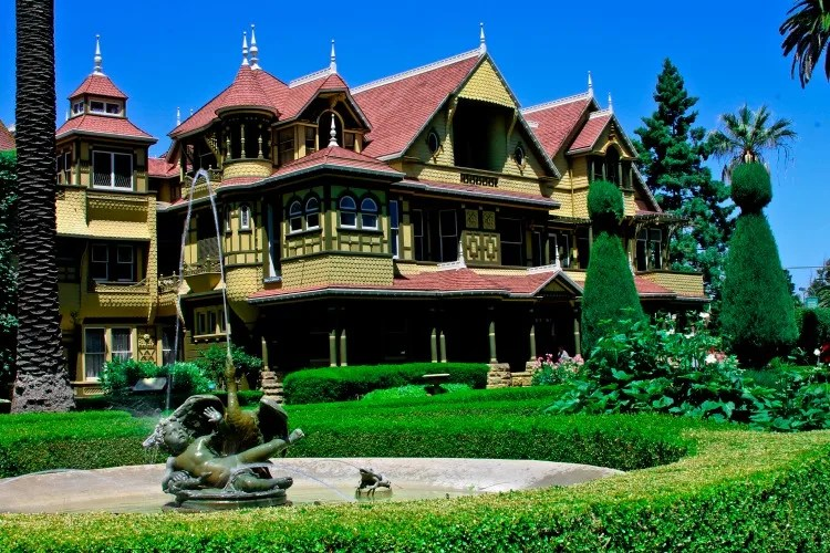 Fall Activities for Kids Near San Francisco - Winchester Mystery House