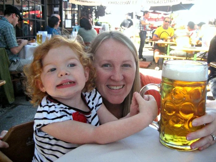 Fall Activities for Kids near San Francisco - Oktoberfest