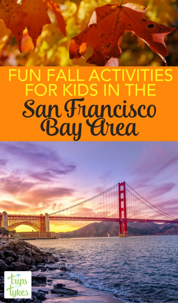 10 Fun Fall Activities for Kids near San Francisco: From Fleet Week to Oktoberfest and from pumpkin patches to mystery mansions, don't miss these 10 fun things to do with kids in the fall and for Halloween in the San Francisco Bay Area!