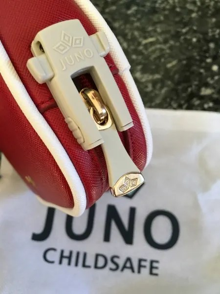 Kid Travel Gear - Juno ChildSafe Childproof Bag