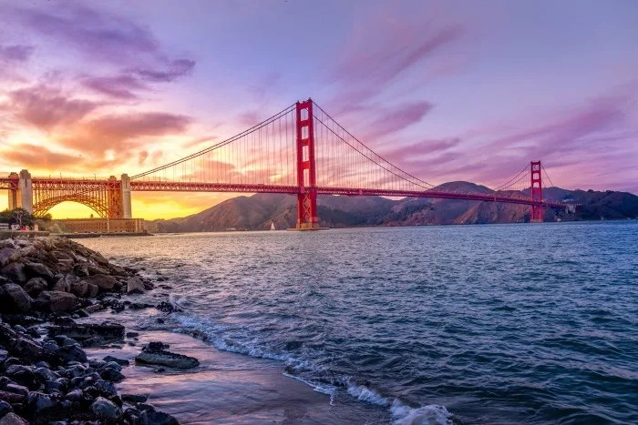 California Travel Blogs - Golden Gate Bridge