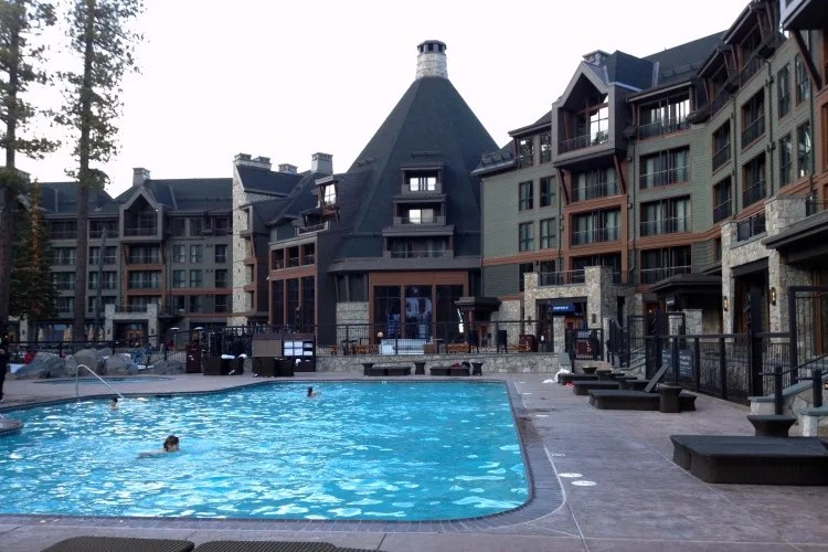 Ways to Save Money on Hotels - Ritz Lake Tahoe with Marriott points