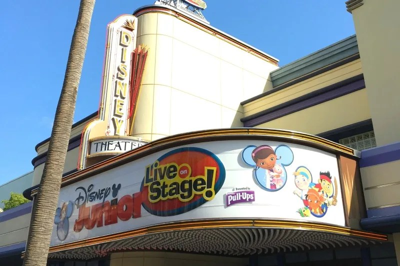 Things to Do with Preschoolers at Disneyland Disney Junior Live on Stage