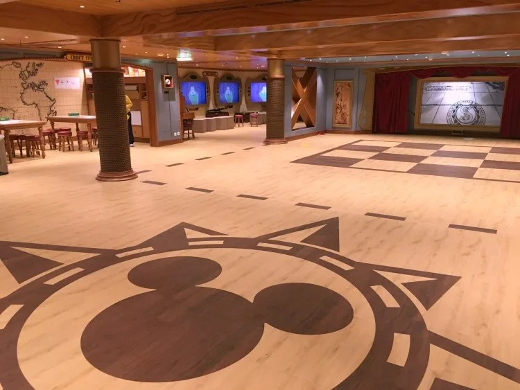 Disney Cruise Line with Toddlers and Preschoolers - Oceaneer Lab