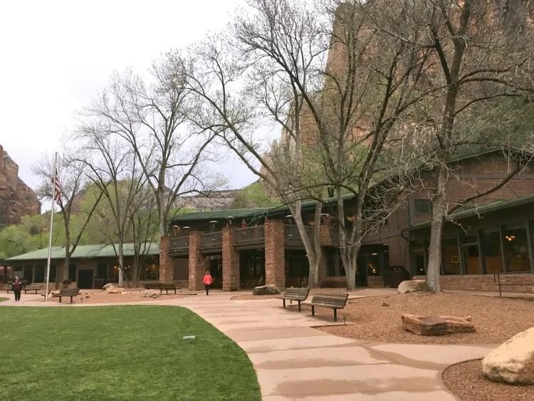 Zion National Park - Zion Lodge