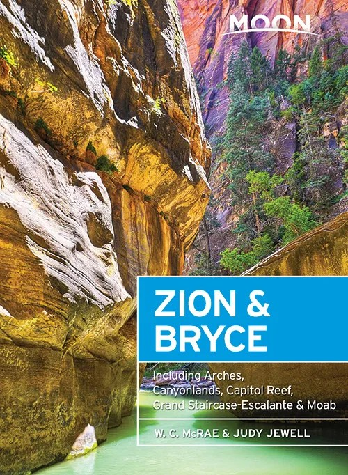 Moon Zion and Bryce Guide