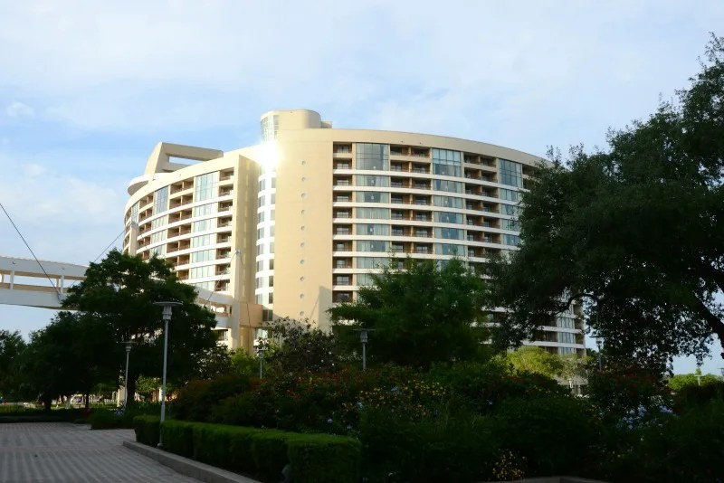 Disney World Resorts - Contemporary Bay Lake Tower Deluxe Villas