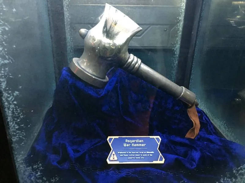 Guardians of the Galaxy Mission BREAKOUT - Thors Hammer