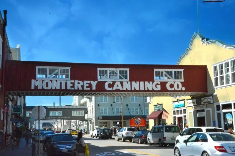 Summer Destinations in California for Families - Monterey Cannery Row