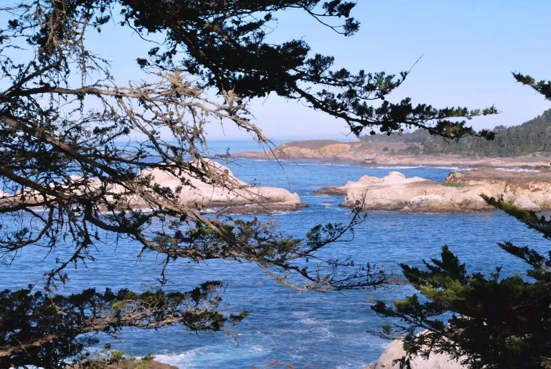 Things to do in Monterey California with Kids - Coastal View