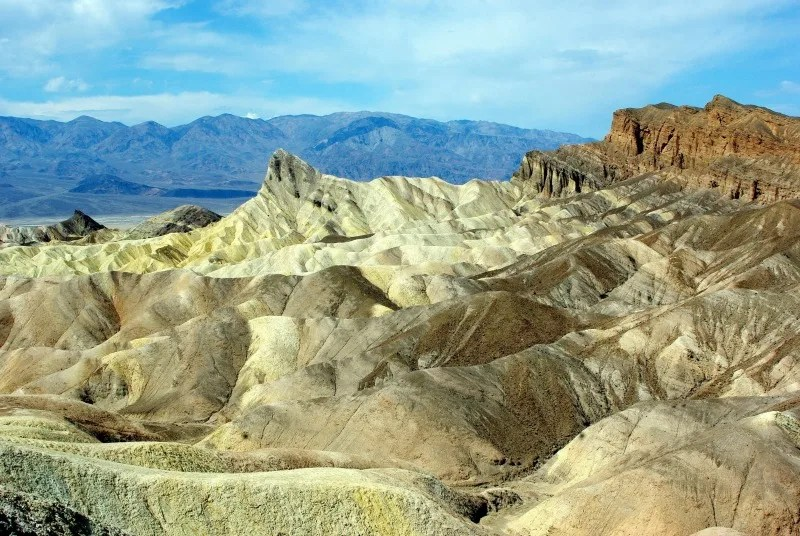Top Winter Destinations in California - Death Valley